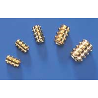 DUBRO 391 4-40 THREADED INSERTS (4 PCS PER PACK)