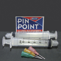 DELUXE MATERIALS AC8  PIN POINT SYRINGE KIT