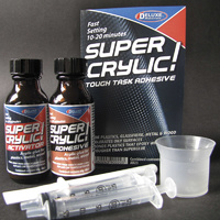(DG) DELUXE MATERIALS AD23  SUPER CRYLIC X 1 (30ml)