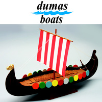 DUMAS 1011 VIKING SHIP KIT FOR JUNIOR MODELLER