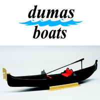 DUMAS 1012 GONDALA KIT FOR JUNIOR MODELLER