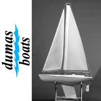 DUMAS 1117 HUSON  24 INCH SAILBOAT KIT
