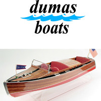 DUMAS 1230 1930 CHRIS-CRAFT RUNABOUT  36 INCH KIT