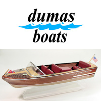 DUMAS 1243 CHRIS-CRAFT CONTINENTAL  34-1/2 INCH KIT
