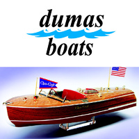 DUMAS 1254 1941 CHRIS-CRAFT 16' HYDROPLANE 24 INCH KIT