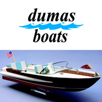 DUMAS 1255 1964 CHRIS-CRAFT 20' SUPER SPORT 30 INCH KIT