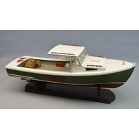 Winter Harbor Lobster Boat Kit #1274