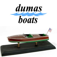 DUMAS 1702 CHRIS-CRAFT 19' RACER  9 1/2 INCH KIT