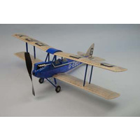 DUMAS 336 DH-60 GIPSY MOTH 30 INCH WINGSPAN RUBBER POWERED