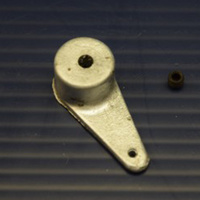 DUMAS 3504 RUDDER ARM FOR 1/8 INCH SHAFT