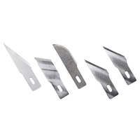 EXCEL 20004 ASSORTED HEAVY DUTY BLADES (PKG OF 5)