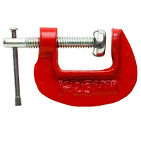 EXCEL 55915 IRON FRAME C CLAMP 1