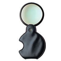 EXCEL 70006 POCKET MAGNIFIER WITH GLASS LENS