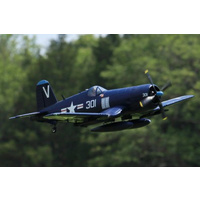 F4U-4 Corsair 1400mm Blue PNP