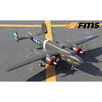 B-25 Mitchell 1400mm Green PNP