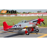 P-51D 1700mm Red Miss Kentucky State PNP