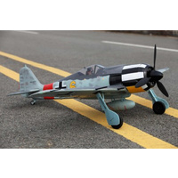 FW190 A8 1400mm Yellow 6 PNP