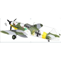 #BF-109-F 1400mm Camouflage PNP
