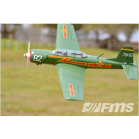 CJ-6 1200mm Green PNP