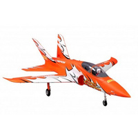 Super Scorpion 90mm Orange PNP