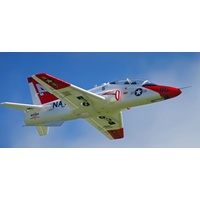 T-45 Goshawk 70mm Red/White PNP