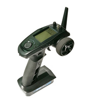 Flysky FS-GT5 2.4G 6-Channel Transmitter w/ FS-BS6 Receiver Built-in Gyro Fail-Safe #FS-GT5+BS6