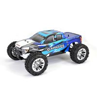 Carnage Blue Brushed Truck w/batt & charger