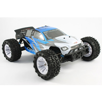 (Discontinued use FTX-5537R & FTX 5537B Carnage Brushed Truck w/batt & charger