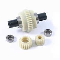 Complete Diff, Brgs, Idler & Pinion Gear