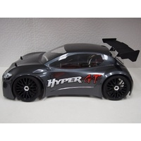 #Hyper GT On Road Electric Car RTR Grey