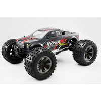 Hyper Nitro Monster Truck RTR Grey