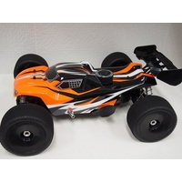 Hyper SS Nitro Truggy RTR Orange