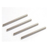 FRONT/REAR LOWER SUSPENSION HINGE PINS (4P) 2.5*36MM