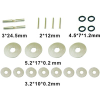 HAIBOXING 69723 DIFF. PINS+WASHERS+O-RINGS