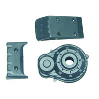 HAIBOXING 69728 GEAR COVER+SKID PLATE SET