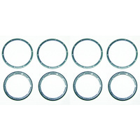 HAIBOXING 69738 BEAD LOCK RINGS (FRONT  4P& REAR 4P)