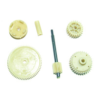 HAIBOXING 69739 SPUR GEAR+ DIFF. GEAR ASSEMBLY