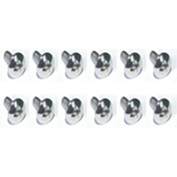 CROSS RECESSED FLANGE HEAD SELF TAPPING SCREWS (PWTH03*10MM)