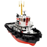 HOBBY ENGINE PREMIUM LABEL 2.4G RICHARDSON TUG BOAT PROPORTIONAL RADIO CONTROL