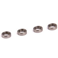 HELION HLNA0118 BEARINGS. METAL SHIELD. 10X15X4MM