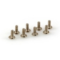 HELION HLNA0128 BUTTON HEAD PHILIPS SCREWS (BHPS). M3X8MM