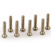 HELION HLNA0146 BUTTON HEAD PHILIPS SCREWS (BHPS). M3X15MM