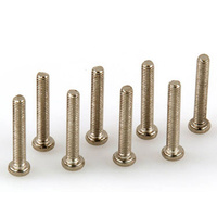 HELION HLNA0147 BUTTON HEAD PHILIPS SCREWS (BHPS). M3X18MM