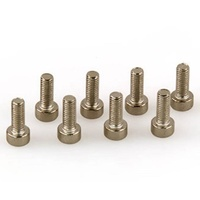 HELION HLNA0148 SOCKET HEAD CAP SCREWS (SHCS). M3X8MM