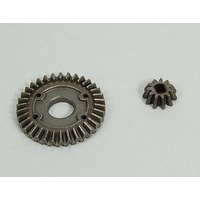 HELION HLNA0201 GEAR SET. DIFFERENTIAL. 10-34 (DOMINUS. TR)