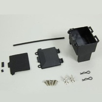 HELION HLNA0207 RECEIVER BOX AND SERVO MOUNT (DOMINUS. TR)