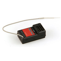HELION HLNA0226 HRS-3.1 2.4GHZ 3-CHANNEL RECEIVER