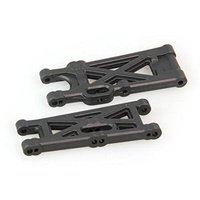 HELION HLNA0309 SUSPENSION ARM SET  F/R 1/10TH SCALE (CRITERION)