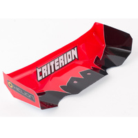 HELION HLNA0346 WING  2WD CRITERION BUGGY  RED