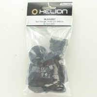 HELION HLNA0567 WALL CHARGER NIMH 12V-600MA 8C HCT (INT)